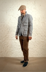 MA AW12 D1-8 Tailored Club house blazer